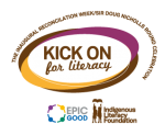 ILF kick on event logo
