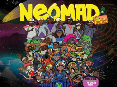Neomad cover