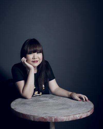author Julie Koh (photo credit Hugh Stewart)