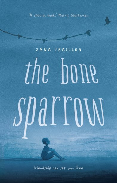 The Bone Sparrow cover