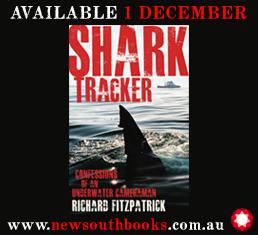 Shark Tracker by Richard Fitzpatrick