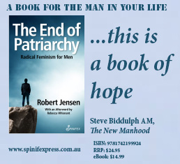 The End of Patriarchy ... this is a book of hope