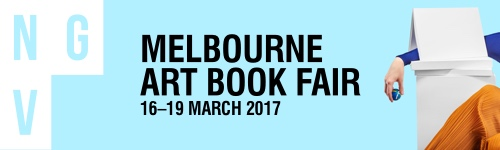 Image. Advertisement: Melbourne Art Book Fair