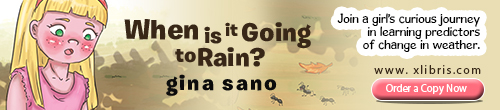 Image. Advertisement: When Is It Going to Rain?