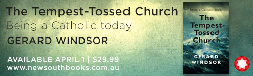 Image. Advertisement: The Tempest-Tossed Church