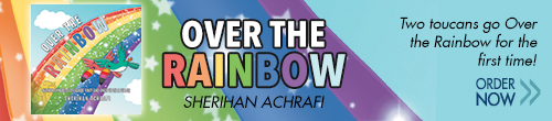 Image. Advertisement: Over the Rainbow