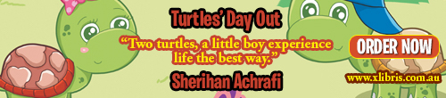 Image. Advertisement: Turtles Day Out