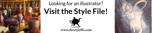 Image. Advertisement: The Style File