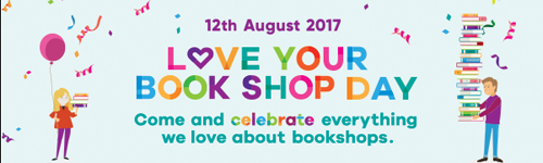 Image. Advertisement: Love Your Bookshop Day