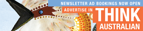Image. Advertisement: Newsletter ad bookings now open.