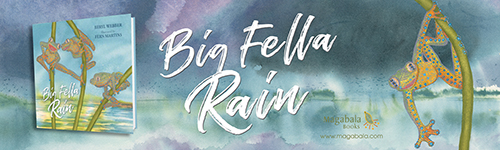 Image. Advertisement: Big Fella Rain