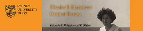 Image. Advertisement: Elizabeth Harrower: Critical Essays