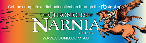 Image. Advertisement: The Chronicles of Narnia by C S Lewis