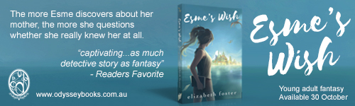 Image. Advertisement: Esme's Wish