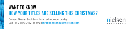 Image. Advertisement: Want to know how your titles are selling this christmas?