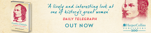 Image. Advertisement: A lively and interesting look at one of history's greatest women--Daily Telegraph