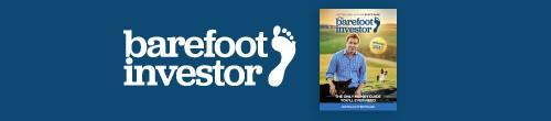 Image. Advertisement: Barefoot Investor