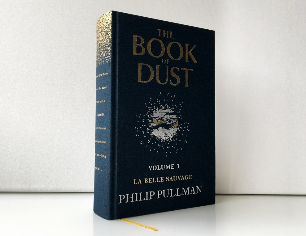 'La Belle Sauvage' selected as Waterstones Book of the Year