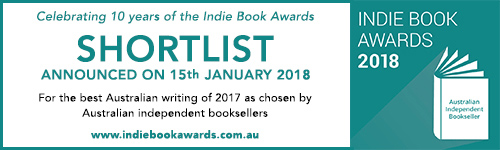 Image. Advertisement: Celebrating 10 years of the Indie Book Awards.