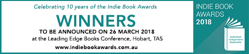 Image. Advertisement: Indie Book Awards