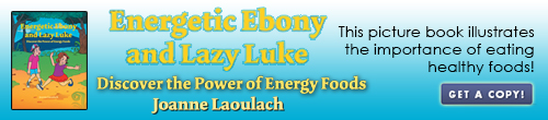 Image. Advertisement: Energetic Ebony and Lazy Luke
