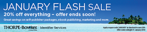 Image. Advertisement: January Flash Sale
