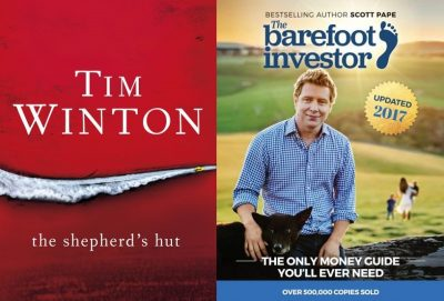 Australian bestsellers in March: Winton tops fiction