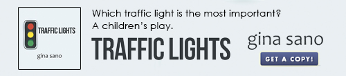 Image. Advertisement: Traffic Lights