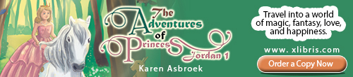 Image. Advertisement: The Adventures of Princess Jordan 1