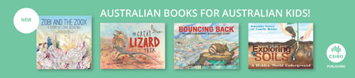 Image. Advertisement: Australian Books for Australian Kids