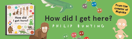 Image. Advertisement: How Did I Get Here? by Phillip Bunting