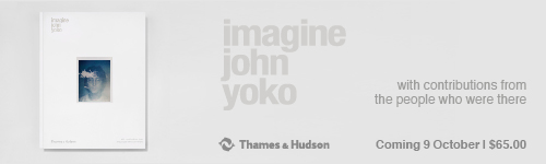 Image. Advertisement: Imagine John Yoko