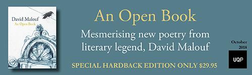 Image. Advertisement: An Open Book