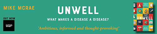 Image. Advertisement: Unwell by Mike McRae