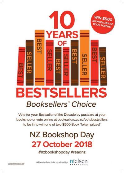 Bookshops prepare for NZ Bookshop Day   Books+Publishing
