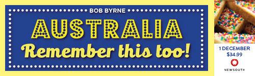 Image. Advertisement: Australia Remember This Too!