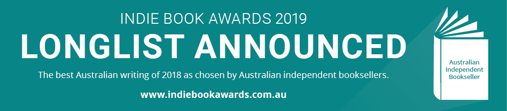 Image. Advertisement: Indie Book Awards 2018 longlist announced