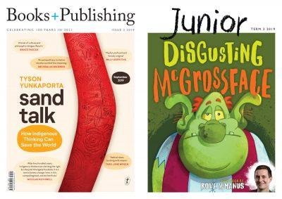 Books+Publishing   Book news, publishing news, library news