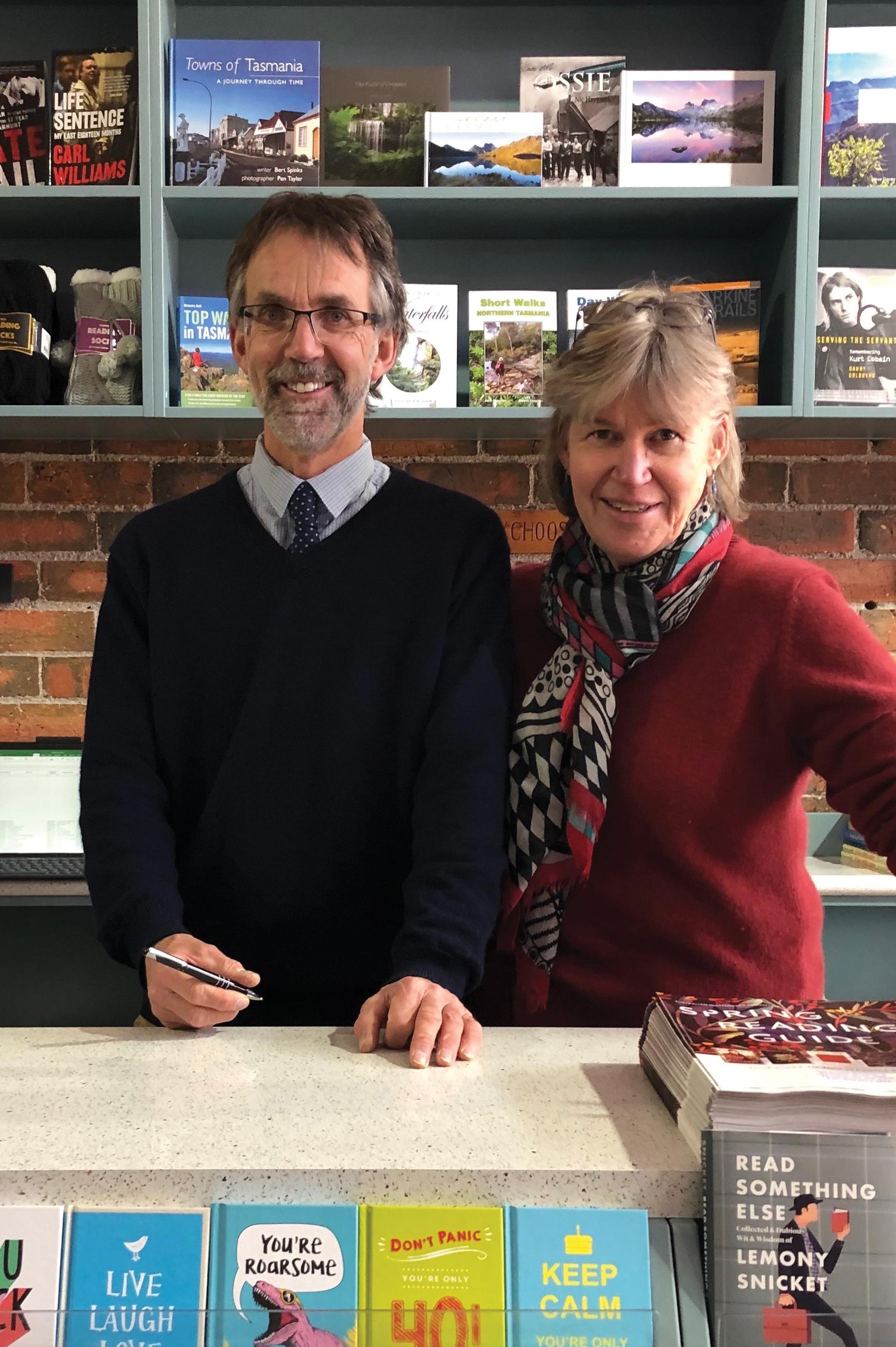 My life in books: Tim Gott from Devonport Bookshop - Books+Publishing