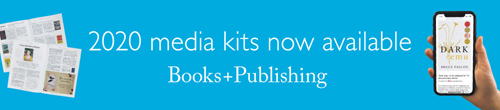 Image. Advertisement: Books+Publishing: 2020 media kits now available